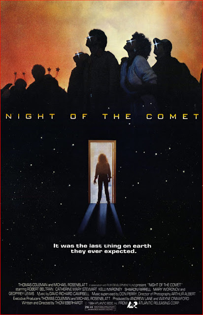 Nostradamus y la Profecía del Cometa - Página 2 La+noche+del+cometa+poster