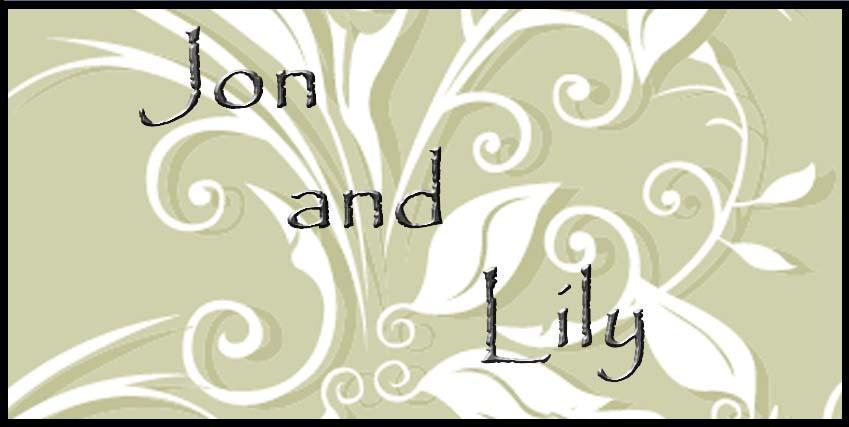 Jon & Lily's Story
