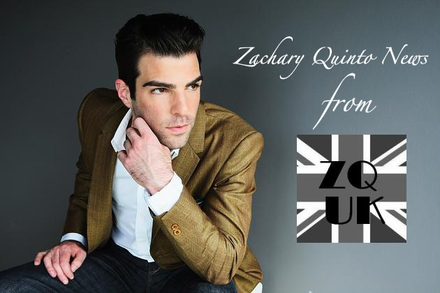 Zachary Quinto News