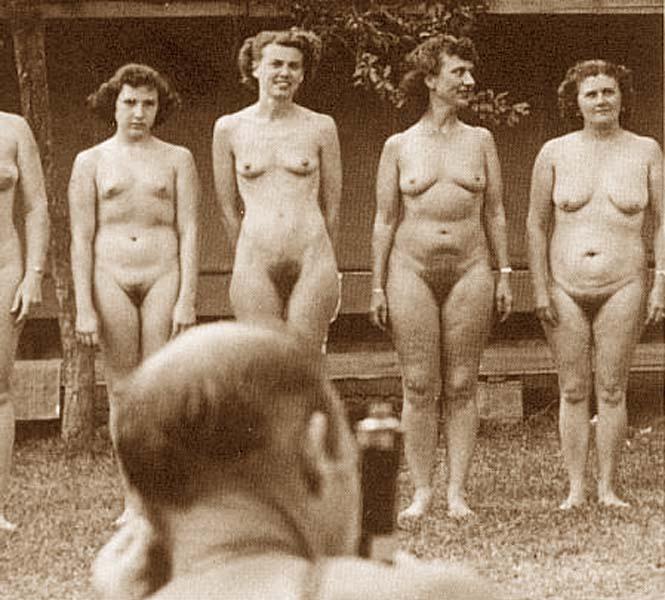 family Tumblr vintage nudist