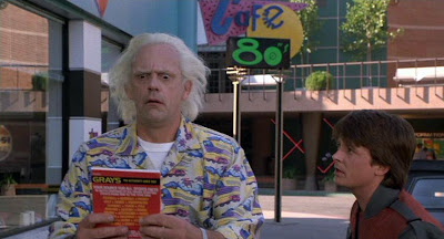 Michael J. Fox, Christopher Lloyd, Back to the Future, Part II