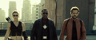 Jessica Biel, Wesely Snipes, Ryan Reynolds, Blade: Trinity