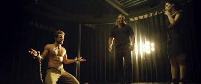 Ryan Reynolds, Paul 'Triple H' Levesque, Parker Posey, Blade: Trinity