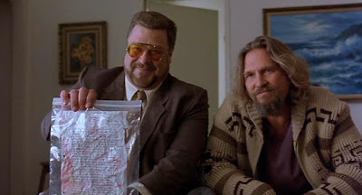 John Goodman, Jeff Bridges, The Big Lebowski