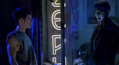 Luke Perry, David Arquette, Buffy the Vampire Slayer
