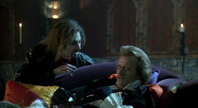 Paul Reubens, Rutger Hauer, Buffy the Vampire Slayer