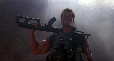 Arnold Schwarzenegger, Commando