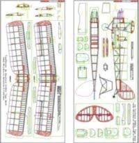 скачать чертежи авиамоделей.