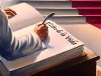 Mi almigo Lisandro, me regala este libro de vida...