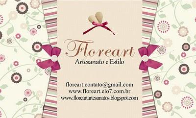 3º Sorteio Floreart