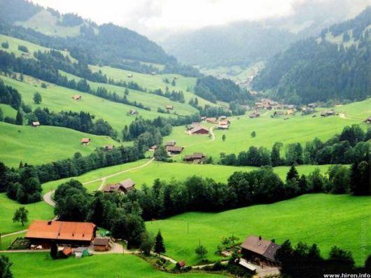 Switzerland Negara Negara Dengan Usia Harapan Hidup Terlama di Dunia