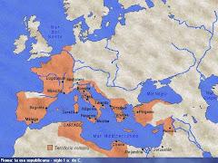 Roma en el siglo I a.C.