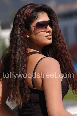Tollywood sexy Actresses Nayanatara hot images