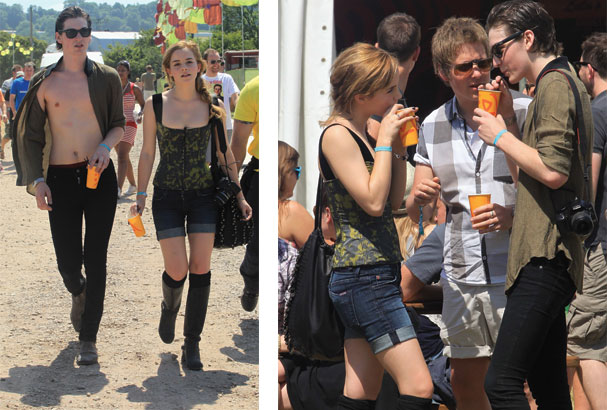 emma watson george craig break up. Emma Watson was spotted out