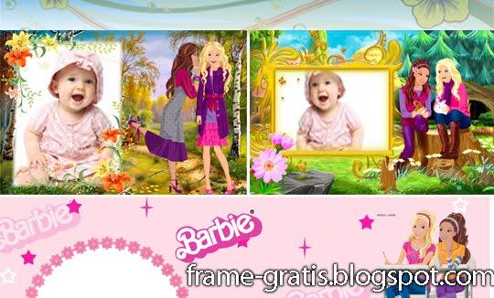 Barbie Photo Frames part 4