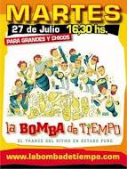 La Bomba de TIEMPO PARA todos!!!!!