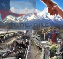 TODOS EN UN CORAZÒN, TODOS EN UNA MISMA MISIÒN...LEVANTAR A CHILE!