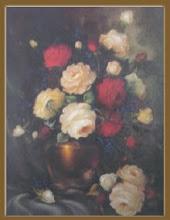 """""""Ramo de Rosas"""" de Marìa del Carmen"""