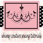 Whimsy Couture Sewing
