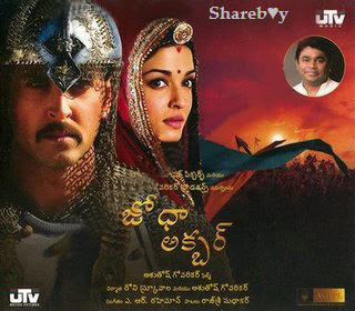 jodha akbar telugu movie mp3 songs