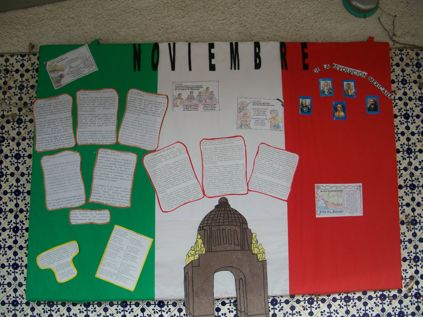 Supervisi n escolar zona 002 tantoyuca norte el peri dico for Contenido del periodico mural