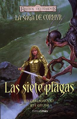 cormyr siete plagas reinos olvidados