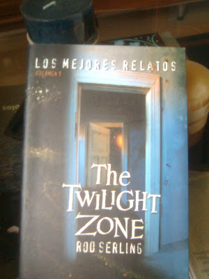 twilight zone libro