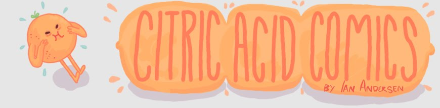 Citric Acid Comix
