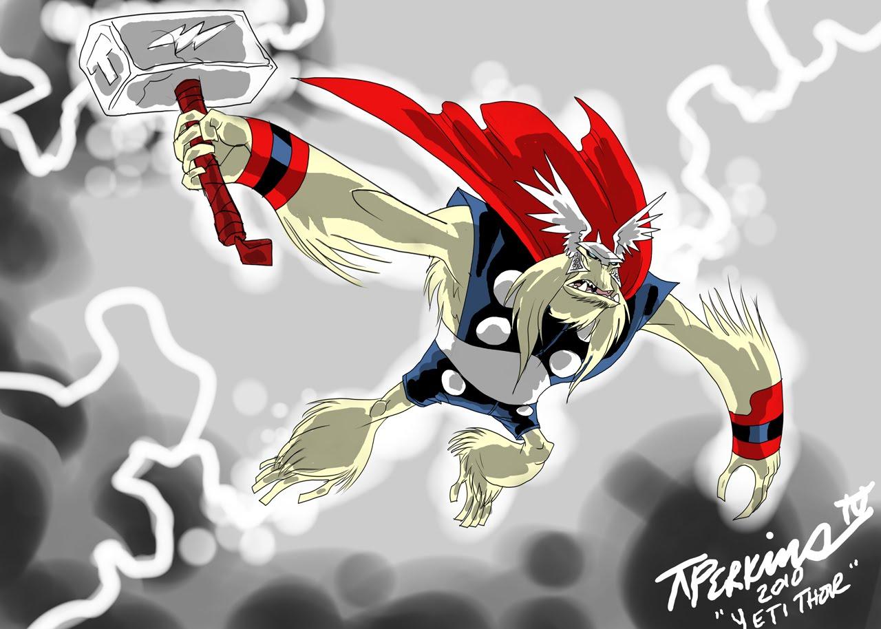 Yeti Thor