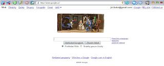 Google Web vyhledávač