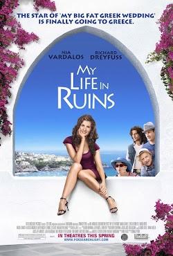 Du Ngoạn Đến Hy Lạp - My Life In Ruins (2009) Poster