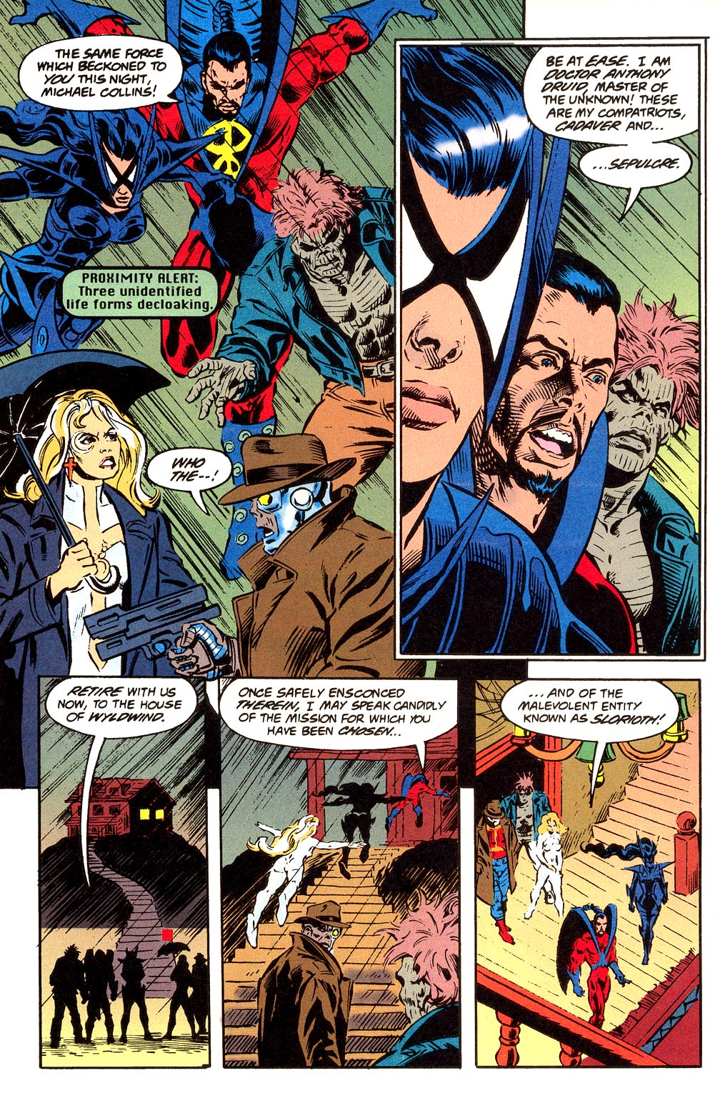 Read online Secret Defenders comic -  Issue #23 - 5