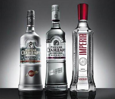 alcohol vodka