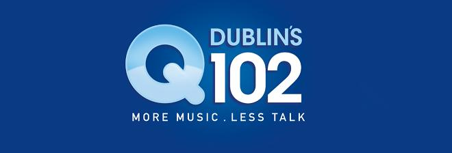 Dublin's Q102 Studio Blog