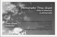 FORMATION EN PHOTOGRAPHIE
