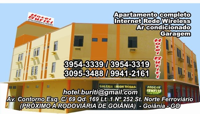 HOTEL BURITI