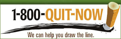 1-800-QUIT-NOW Quitline