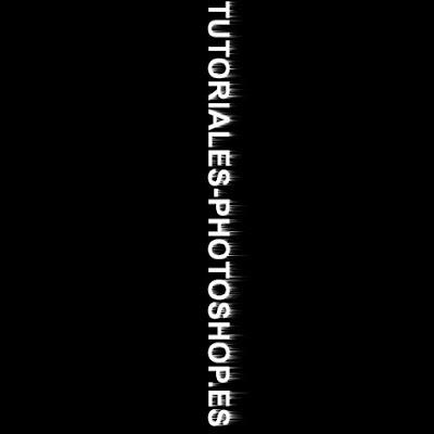 efecto texto fuego con photoshop