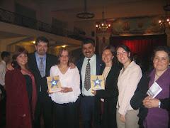 Premio a Profesionales Destacados del Mundo Holístico Marplatense