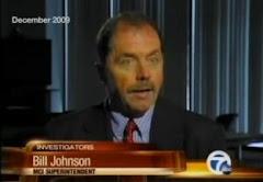 Superintendent Bill Johnson