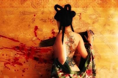 geisha tattoos, tattoos for girls, tattoo designs, the best tattoos,