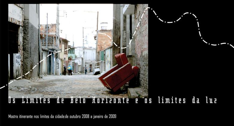 Os Limites de Belo Horizonte e os Limites da Luz