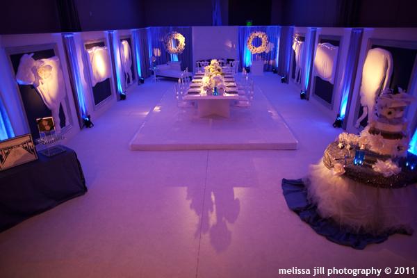 La Fete The Wedding Luncheon Tse 2011 Wipa Gallery Blue Heaven
