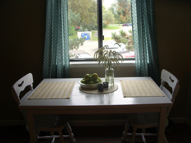 Dining Room Transition Decoration