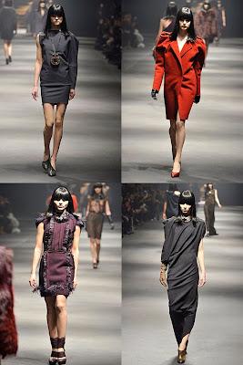 Paris Fashion Week AW10/11 - Lanvin