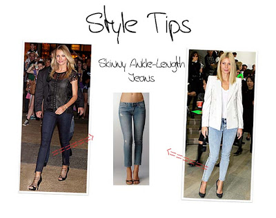 Style Tips Wear Skinny Jeans