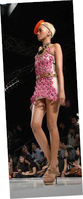 Level One at  Jakarta Fashion Week 2010/2011