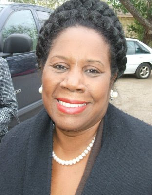 Congresswoman Sheila Jackson-Lee does not play games when it comes to civil