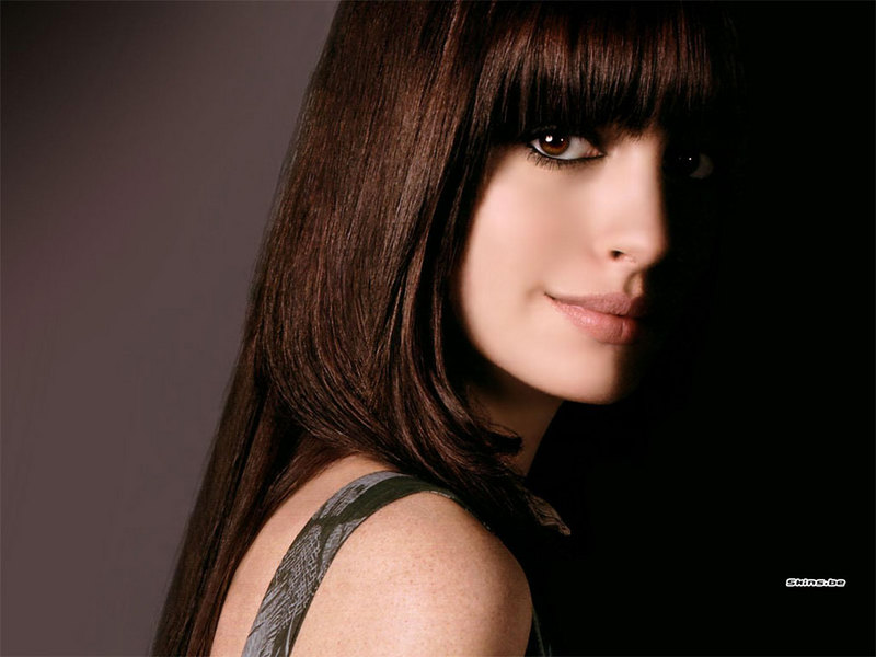 anne hathaway pics. Anne Hathaway is Cast as