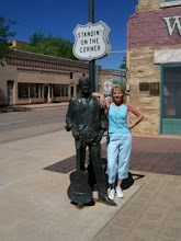 """Standin' on a Corner in Winslow, Arizona!"""
